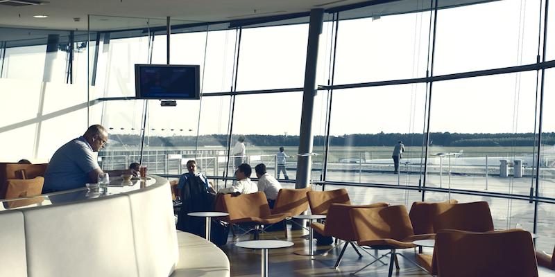 DC Airport-Lounge-Graz Hero