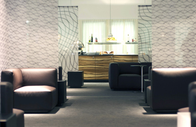 Airport Lounge Flughafen Wien